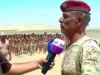 استشهاد قائد عمليات اللواء 314 في مواجهات بجبهة حرض