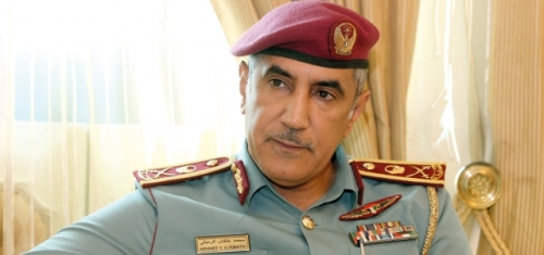 قائد شرطة أبوظبي: الإمارات والسعودية مصير مشترك وفرحة واحدة