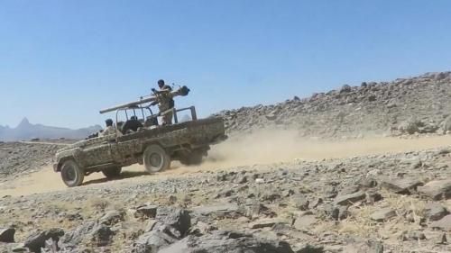 مقتل 8 من ميليشيا الحوثي في اشتباكات صرواح