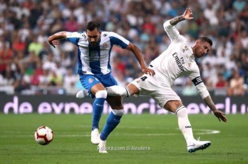 بالصور: تقنية الفيديو تمنح ريال مدريد صدارة الليجا مؤقتًا