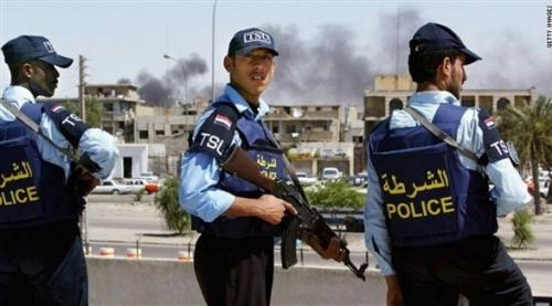 الشرطة العراقية تقتل عنصرين من داعش غربي كركوك
