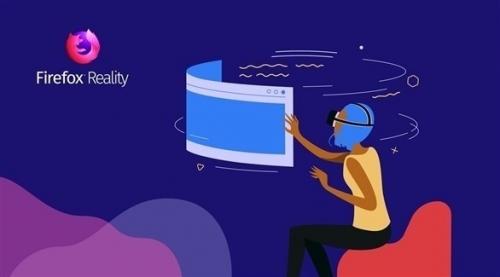 موزيلا تطلق متصفحاً خاصاً بنظارات الواقع الافتراضي