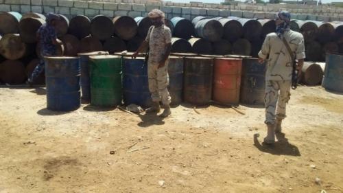 أمن حضرموت يواصل حملاته على محطات الوقود بالمكلا.. تعرف على النتائج (صور)