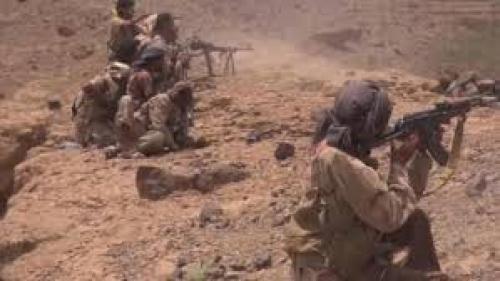 بهجوم عنيف..الجيش يحرر مواقع جديدة شمال البيضاء