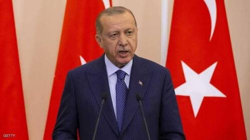 أردوغان يتعهد بفرض مناطق آمنة شرقي الفرات في سوريا