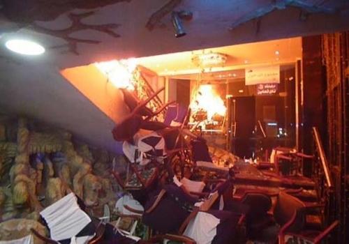 حريق يلتهم محل تنجيد في المنصورة ولا إصابات