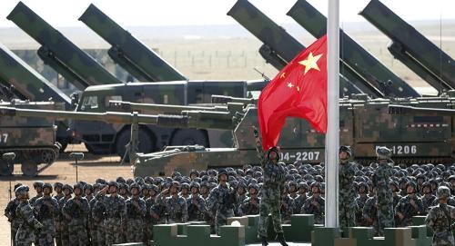 بطريقة غير مسبوقة..الصين تختبر سلاحاً خطيراً (فيديو)