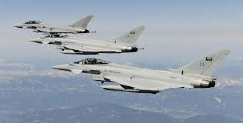 طيران التحالف يقصف مواقع جديدة للمليشيات بباقم