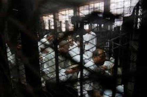 حكم نهائي بإعدام 20 إسلاميا في مصر