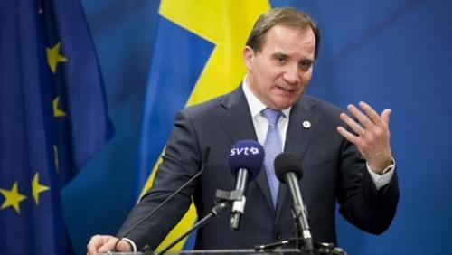 البرلمان السويدي يسحب الثقة من رئيس الوزراء