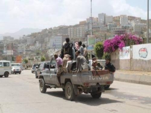 إب تنتفض ضد الحوثيين بعد مقتل اثنين بمديرية النادرة