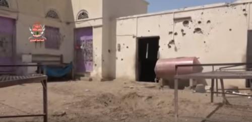 شاهد بالفيديو.. مليشيات الحوثي تلجأ لقصف منازل المواطنين بالتحيتا