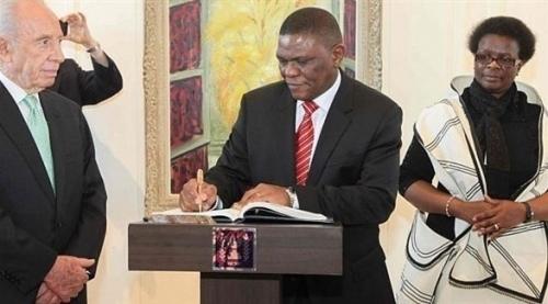جنوب إفريقيا تنفي إعادة سفيرها إلى تل أبيب