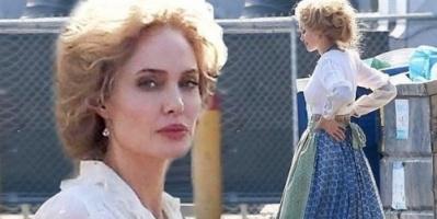"""أنجلينا جولي تعود للسينما مع """"أليس في بلاد العجائب"""""""
