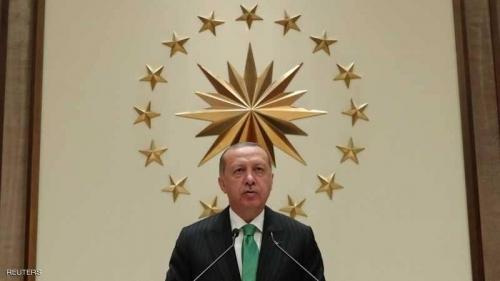 أردوغان يدعو ألمانيا لإدراج حركة غولن ضمن المنظمات الإرهابية
