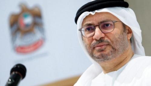 قرقاش: الإمارات كانت سباقة في ملف مكافحة التطرف والإرهاب