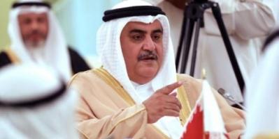 وزير خارجية البحرين: إيران ومليشيات حزب الله تعيث فسادا في سوريا