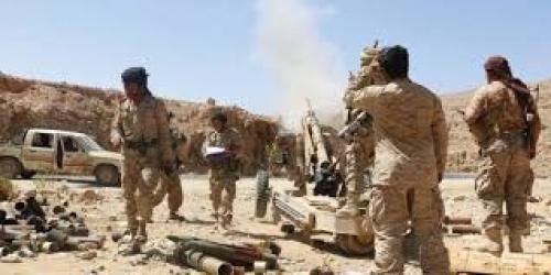تفاصيل مقتل 4 قيادات حوثية بالبيضاء