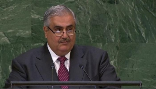 وزير خارجية البحرين يفتح النار على قطر وإيران.. ماذا قال؟