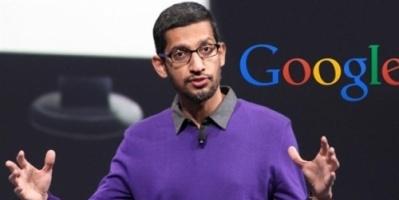 """الرئيس التنفيذي لـ """"غوغل"""" يوافق على المثول أمام النواب الأمريكي"""