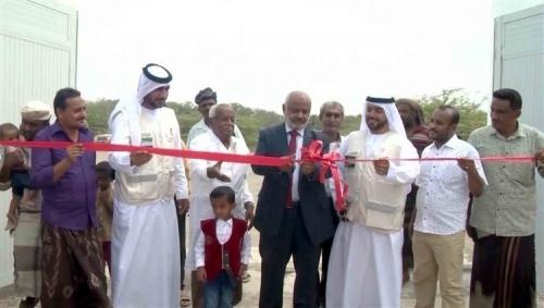 الهلال الأحمر الإماراتي يطلع على احتياجات العملية التعليمية في المناطق المحررة من محافظة الحديدة