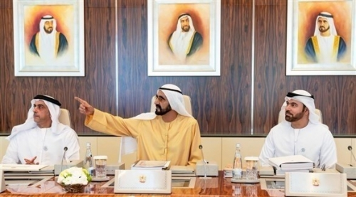 مجلس الوزراء الإماراتي يعتمد 180 مليار درهم ميزانية الاتحاد لـ3 سنوات