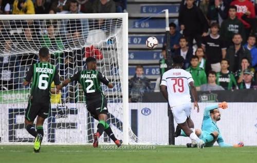 ميلان يعود لانتصاراته من جديد.. ويسحق ساسولو في الدوري الإيطالي