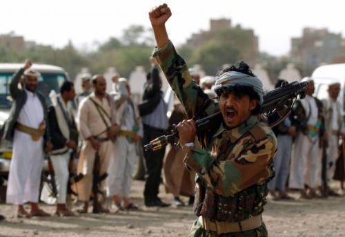 """""""العرب"""" اللندنية: دعم خارجي وتغاض أممي يزيدان الحوثيين جرأة في تهديدهم لأمن الإقليم بدعم قطري"""