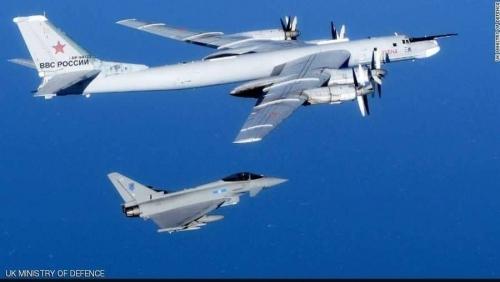 بريطانيا تهدد: روسيا ستدفع الثمن إذا خالفت القواعد الدولية