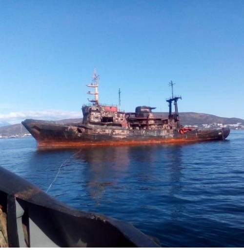 """تعرف على ما يحدث للسفينة التي يصيبها صاروخ """"إكس5""""الروسي"""