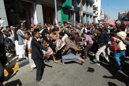 تليجراف: الحوثيون يكثفون اضطهاد المدنيين بصنعاء المذعورة (ترجمة خاصة)