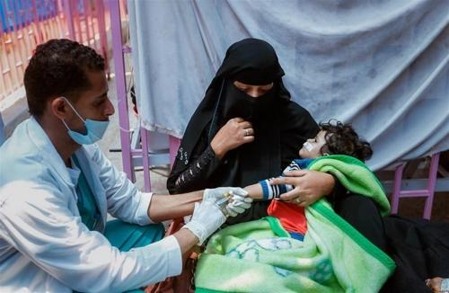 الصحة العالمية:هذه أعداد المصابين بالكوليرا.. ونشارك في الحملة الثانية باليمن