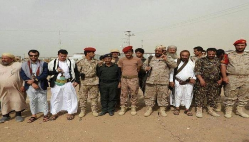 هادي طرشان: محافظة صعدة خالية من الحوثيين قريبا