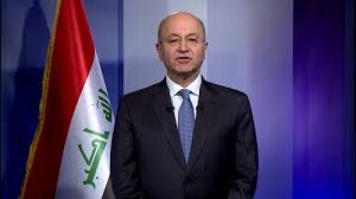 من هو رئيس العراق الجديد؟