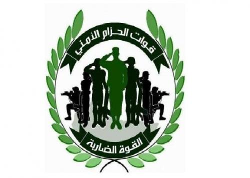 قوات الحزام الأمني بلحج: سنحمي انتفاضة الجنوب ضد الفساد