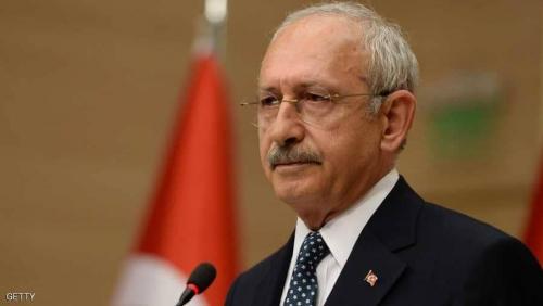 """زعيم المعارضة التركية يحرج أردوغان بـ""""الأسئلة العشرة"""""""