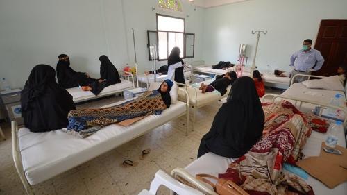 الكوليرا يعاود هجومه على اليمنيين.. و20 ضحية في أسبوع