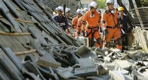زلزال قوي باليابان.. وتخوفات من كارثة