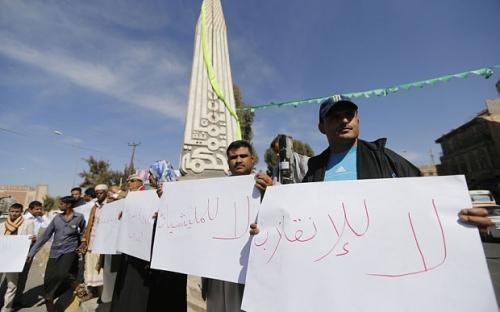 ميليشيات الحوثي تتوعد سكان صنعاء بقمع أي احتجاجات