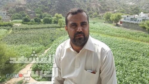مقتل نائب رئيس الدائرة السياسية لحزب الإصلاح في الضالع (صورة)
