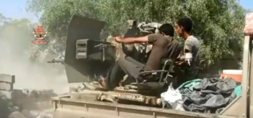 بعد تدمير دبابات الحوثي بالتحيتا.. ماذا قال جنود ألوية العمالقة؟