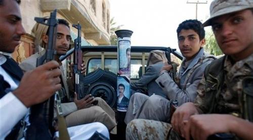أول تحرك حوثي ضد انتفاضة الشعب الجديدة