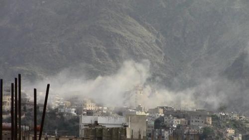 مليشيا الحوثي تعاود قصف منازل المدنيين بالحديدة