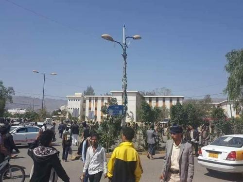 أول ضحايا احتجاجات جامعة صنعاء