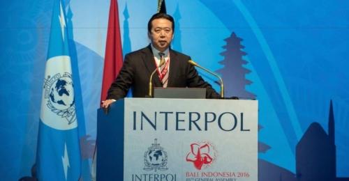 """فرنسا تكشف غموض اختفاء """"رئيس الإنتربول"""" وتحذر الصين"""