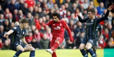 تعادل ليفربول ومانشستر سيتي يخلط أوراق صدارة الدوري الممتاز( صور)