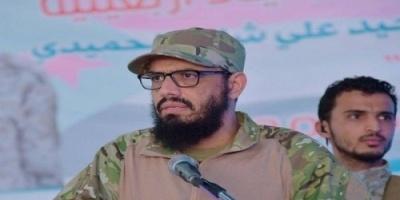 بن بريك: القوات الجنوبية بالساحل الغربي في مهمة أمن قومي
