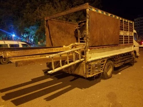 شرطة التواهي: القبض على عصابة حاولت نهب مبنى تابع للبحرية برأس مربط ( صور )