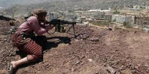 استشهاد امرأة برصاص قناص حوثي  أثناء رعيها للأغنام في الجوف