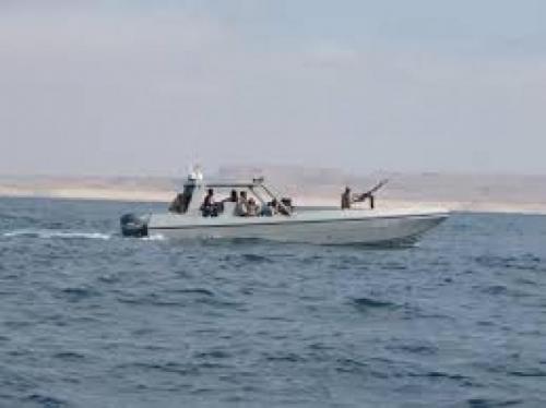 قوات خفر سواحل حضرموت ترفع حالة التأهب استعدادا لاعصار لبان